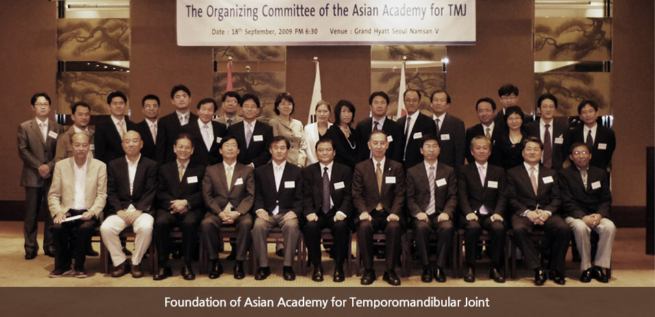 foundation of asian academy for temporomandibular joint
